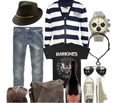 imagenes vestuario rockero moda y vestimenta del chico rockero taringa