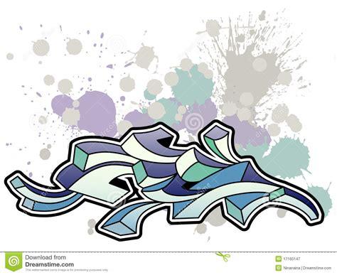 graffiti wallpaper vector graffiti royalty free stock photography image 17160147