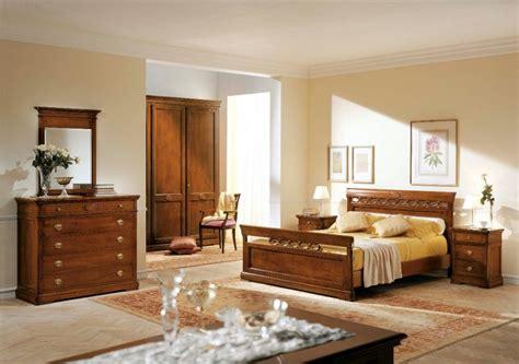 arredamento zona notte in stile classico dane mobili