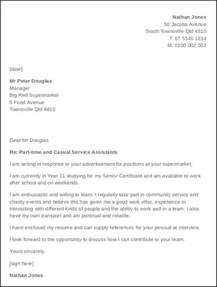 Cover Letter For Work Experience Cover Letter Tips For Time Seekers