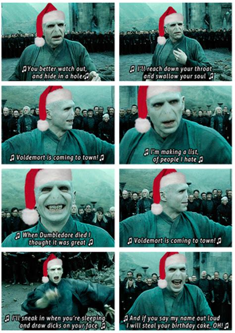 Harry Potter Christmas Meme - harry potter images voldemorts christmas song wallpaper