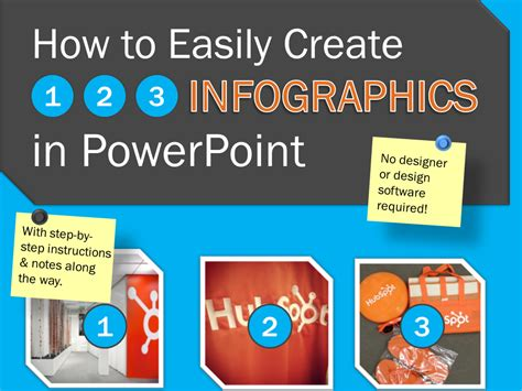 How To Create A Presentation Template In Powerpoint by Free Template How To Easily Create Infographics In