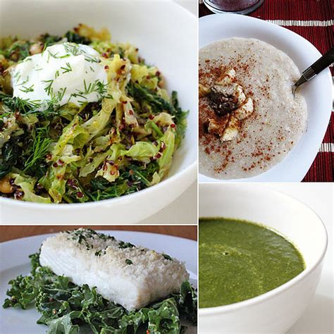 Detox Dinner by Detox Meal Recipes Popsugar Fitness