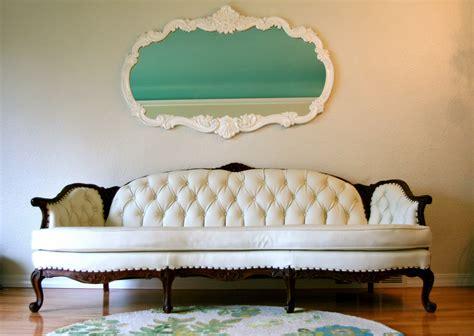 bit  sunshine     antique sofa