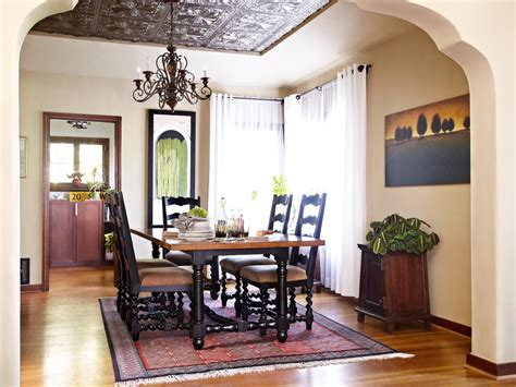dining room tiles how to install tin ceiling tiles hgtv