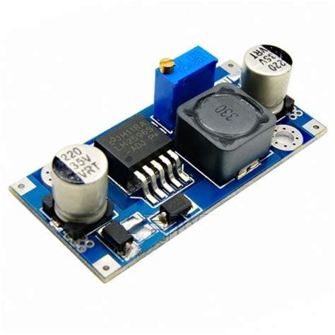 Module Dc Dc Step Buck Converter 2a Lm2596 Dengan Led Display step buck dc dc module ktechnics