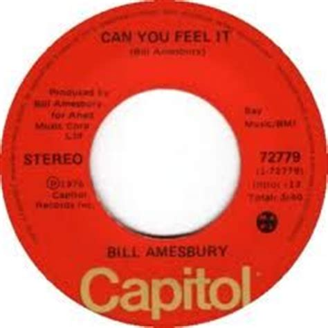 bill amesbury bill amesbury can you feel it jessi 7 quot