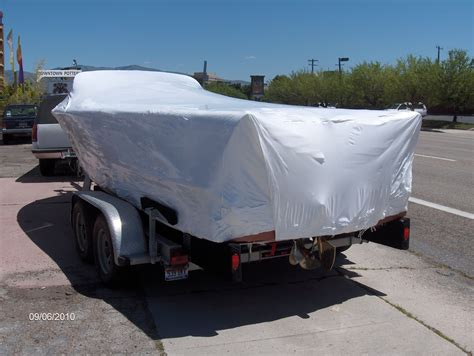boat shrink wrap post falls idaho mccall boat works may the games begin to tahoe we