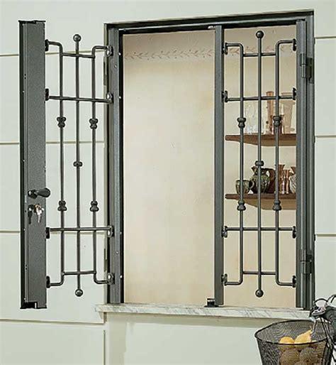inferriate per persiane inferriate di sicurezza per porte e finestre quali