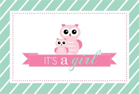 it s a card template new baby card wording ideas
