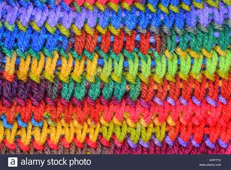 colorful stitches knit stitches stock photos knit stitches stock images