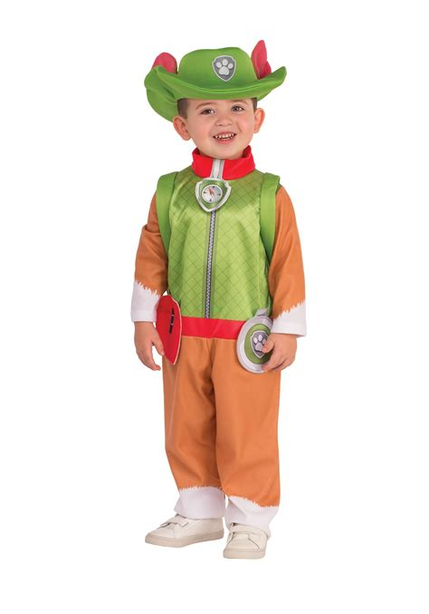 what of is tracker from paw patrol paw patrol tracker costume for toddlers