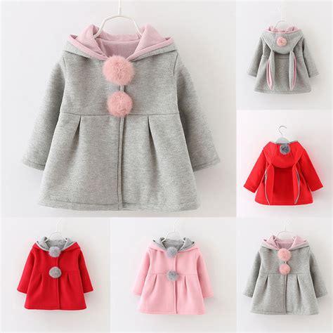 newborn winter outerwear infant newborn warm winter outerwear hooded coat