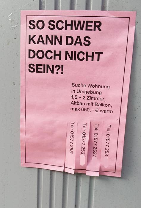 wohnung suchen wie berlin lustige spr 252 che und zettel notes of berlin