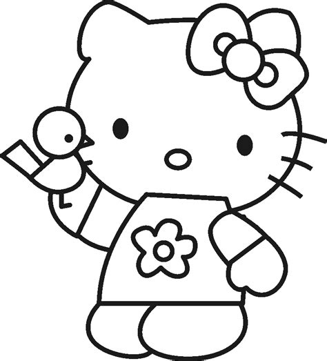 hello kitty turkey coloring pages free thanksgiving hello kitty coloring pages