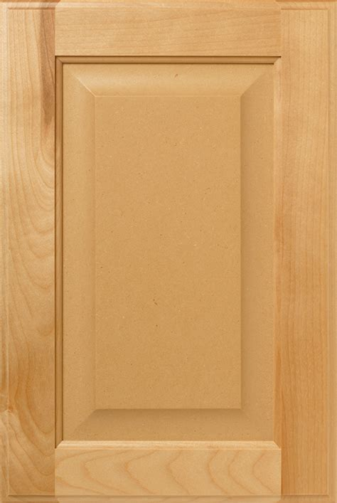 Paint For Mdf Cabinets by Paint Grade Birch Cabinet Door With Raised Mdf Center