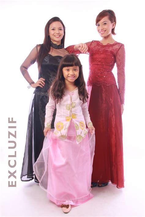 Dress Myla Sw Pakaian Wanita Dress Korea Warna Navy Dan Hitam Yjyc kebaya satin