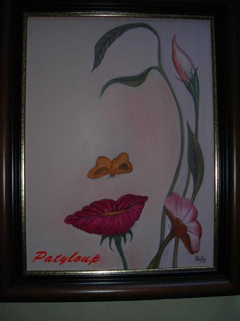 Modele De Visage A Peindre