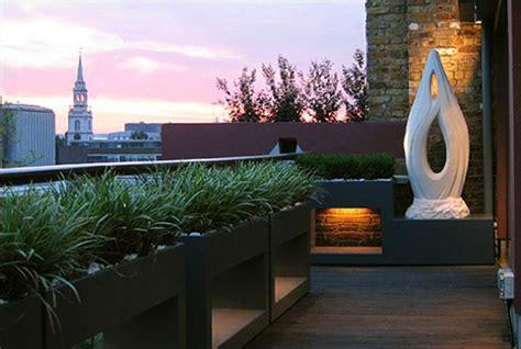 rooftop landscaping modern rooftop garden write teens