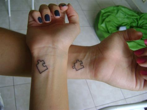couples puzzle piece tattoo puzzle tattoos designs ideas and meaning tattoos