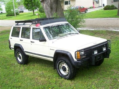 car owners manuals for sale 1992 jeep cherokee navigation system purchase used 1987 jeep cherokee turbo diesel 4x4 5 speed 37mpg expedition vehicle rare 87 xj in