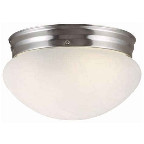 a guide to where nickel ceiling lights best match warisan lighting design house millbridge 1 light satin nickel ceiling light 511576 the home depot