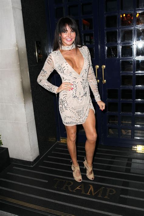 out of style 2017 lizzie cundy night out style london march 2017