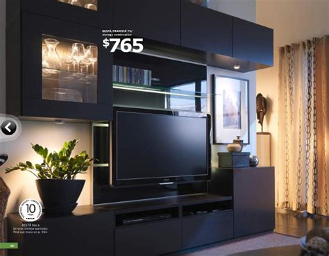 Ikea Besta Wall Unit Ideas Ikea 2011 Catalog
