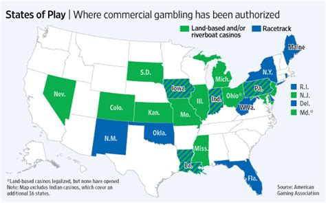 map us casino locations find casinos by state florida guide images frompo