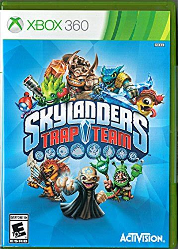 Xbox 360 And It Team Up For Trivia by Skylanders Trap Team Only Xbox 360 Xbox 360