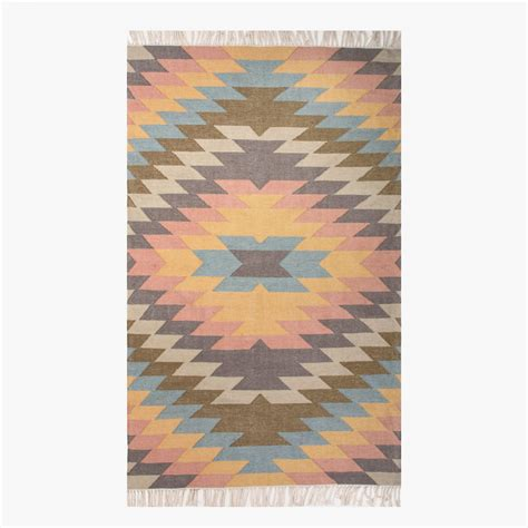 Orange Mojave Indoor Outdoor Rug Shop Area Rugs Dear Outdoor Indoor Rugs