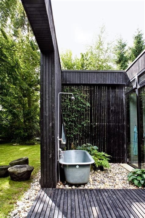 Beautiful Outdoor Showers by 17 Best Ideas About Outdoor Showers On