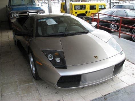 Lamborghini 2002 Price 2002 Lamborghini Murcielago 2002 Lamborghini Murcielago