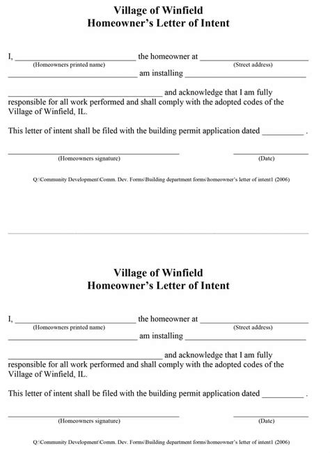40 letter of intent templates sles for school business