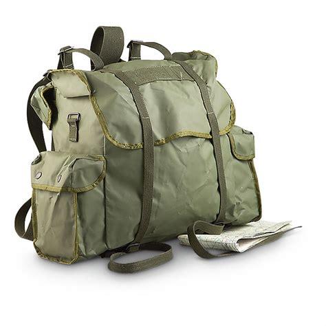rucksack contents new belgian waterproof rucksack olive drab