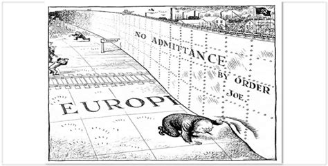 what did the iron curtain symbolize iron curtain political cartoons adultcartoon co