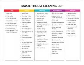 House cleaning house cleaning prices list