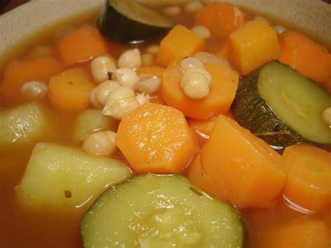 soupe de l 233 gumes fa 231 on couscous paperblog