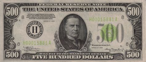 Paper Money - us paper currency worth big money what s in your
