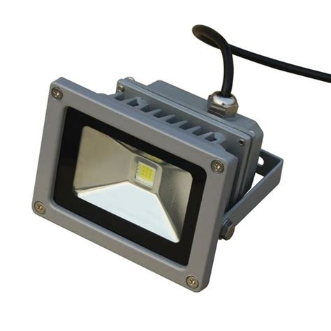 led flood lights outdoor bulbs 10w ip65 90 100lm w bridgelux constant current unique safe