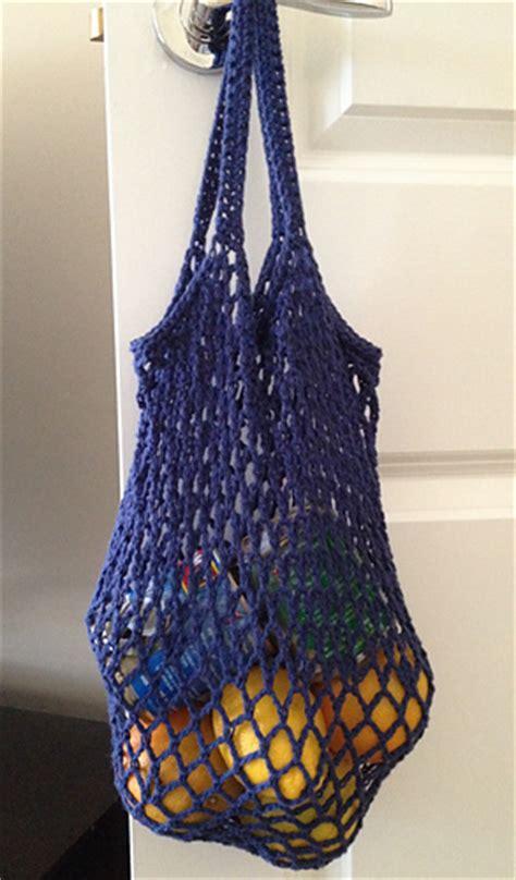 crochet pattern grocery bag ravelry grocery bag pattern by haley waxberg