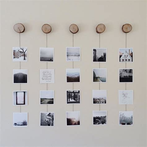creative ways to display photos without frames photo wall collage without frames 17 layout ideas