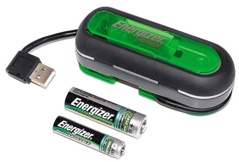 Energizer Rechargable Usb Batteries Bunny Not Included by Energizer Usb Charger Driver Software Found 31