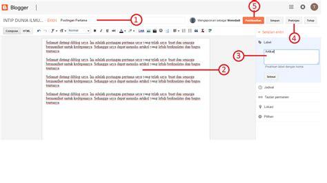 cara membuat website html lengkap cara membuat blog lengkap mudah dan gratis bagi pemula