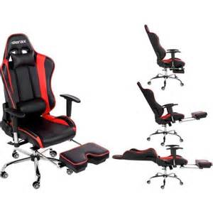 merax high back erogonomic racing style computer gaming