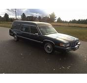1992 Cadillac Hearse  Classic Other For Sale