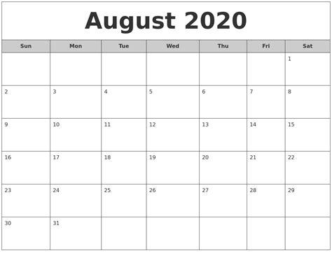 november create calendar