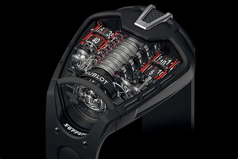 Hublot Ferrari by Hublot Mp 05 Laferrari Hyper Watch Revealed