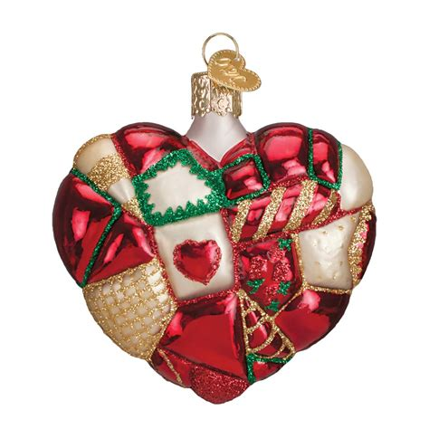 Patchwork Ornaments - patchwork ornament traditions
