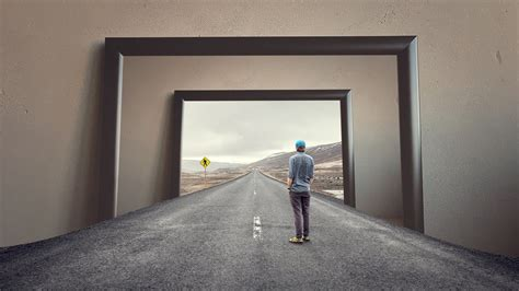 tutorial photoshop frame frame illusion photoshop tutorial youtube